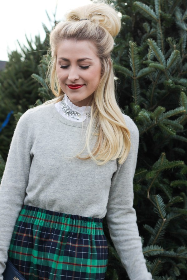 Plaid Christmas | Hannah Shanae