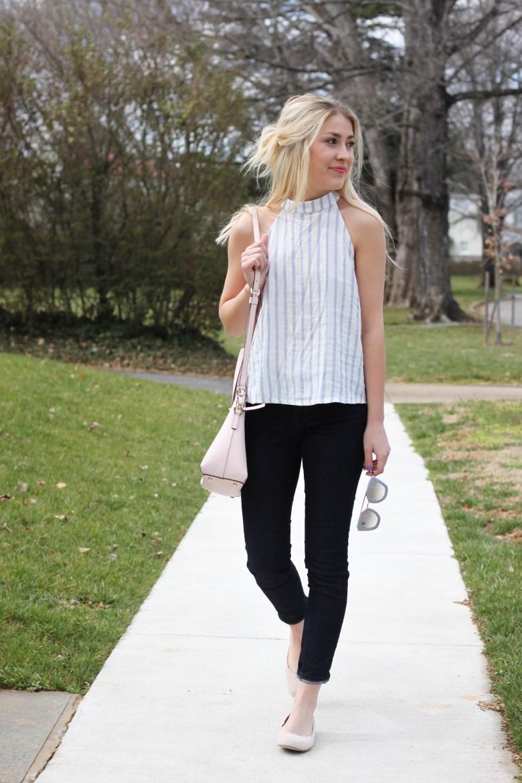 Weekday Spring Style | Hannah Shanae