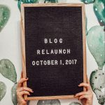 It's Blog Relaunch Day!