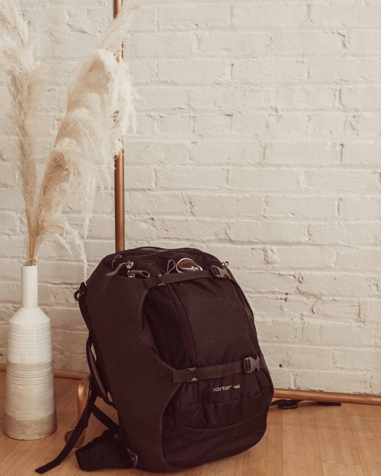 What To Pack In A Backpack For Two Weeks In Europe