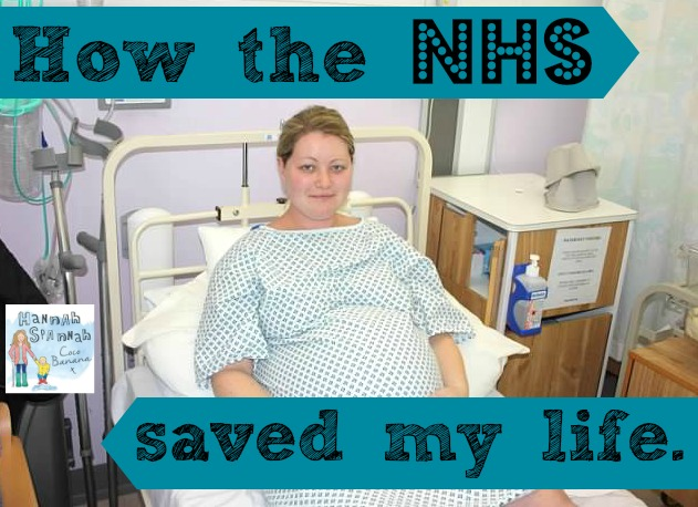 How the NHS saved my life