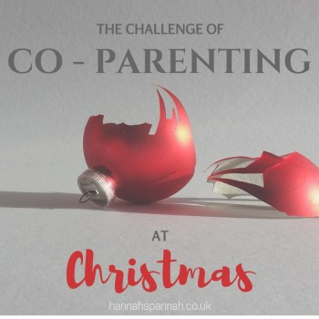 co - parenting at christmas