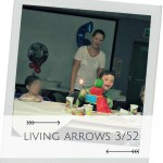 living arrows 5th birthday superhero party