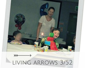 """You are the bows from which your children as living arrows are sent forth"". My son's 5th birthday superhero party"