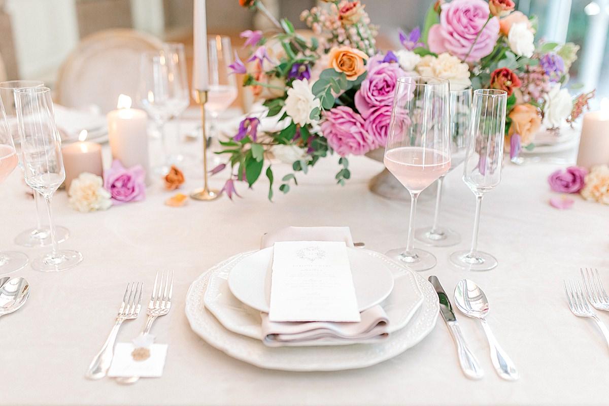 Hannah Way Photography, luxury wedding, luxury wedding photographer, dfw wedding photographer, hotel crescent court, reception details, wedding reception