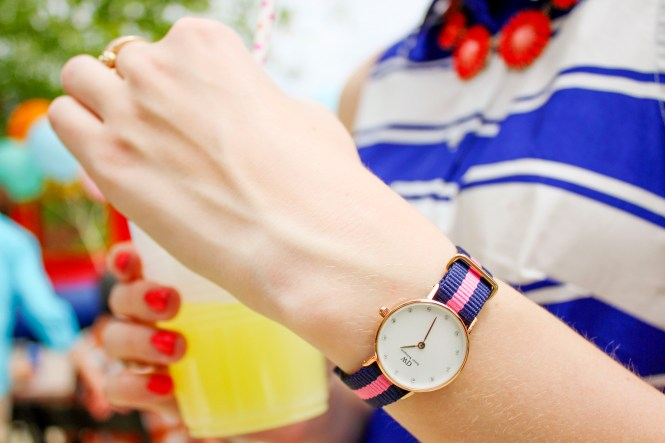 Use the code HANNAHWACAMERA to get 15% off all products at Daniel Wellington until June 15th, 2015! Follow @DW_watches on Pinterest for more. #danielwellington