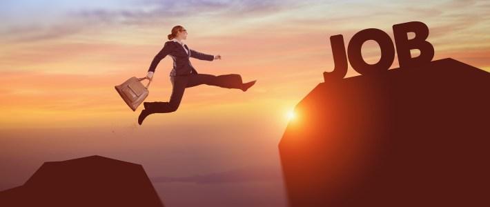 Uskallatko vaihtaa työpaikkaa vielä nelikymppisenä? Onko uuden oppimisesta tullut pelottavaa?