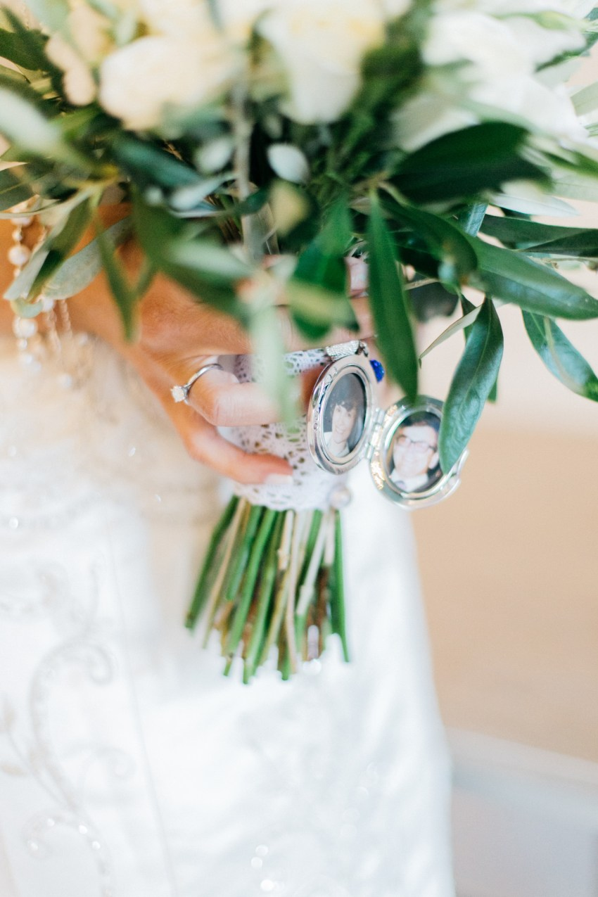 Chic and luxurious bridal detail captured on the wedding day during the couple's preparations in Pepi Studios hotel in Rethymno, Crete.
