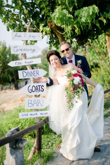 Soaringly Georgeous Wedding in Cretan Province_0016