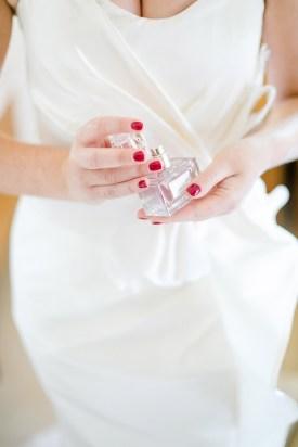 Beautiful bridal details.