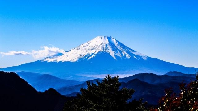 富士山,新屋山神社