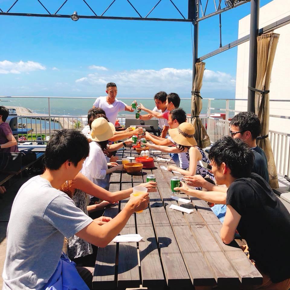 GARB江ノ島,BBQ,料金,感想