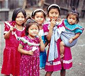 Tojolabales-Kinder