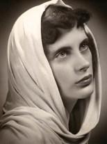 A beautiful portrait of Lavonne Hanneman, circa 1955.