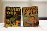 Alley Oop, Popeye