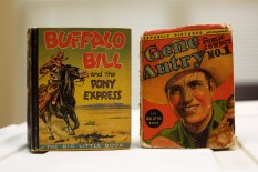 The Big Little Books and Better Little Books had their heyday in the 1930s and 1940s.