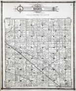 Town of Sigel, Wood County, Wisconsin (1909)