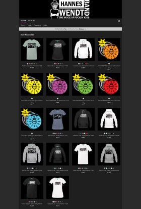 Shirts & More - Merchandise