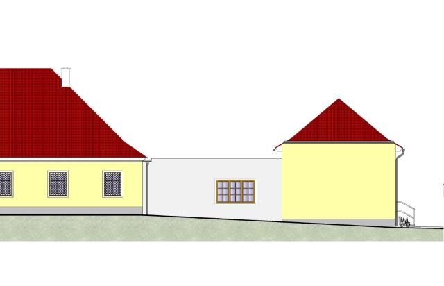 Pfarrheim-neu-Südansicht