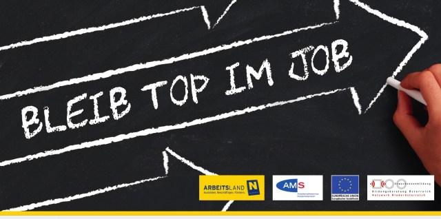 Logo-Top im Job