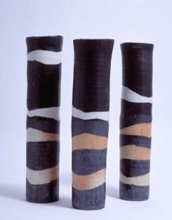 Tall Geometric Vessels, Hanne Westergaard