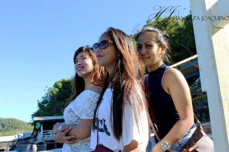 Apple Mae Cruz, Chelou Marondo & Aiza Garcia