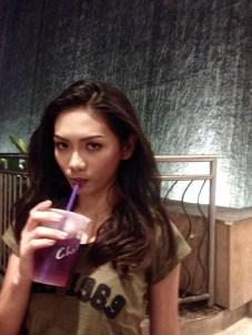 Nicole Valerie Dapanas at Veranza Mall, General Santos City, Philippines