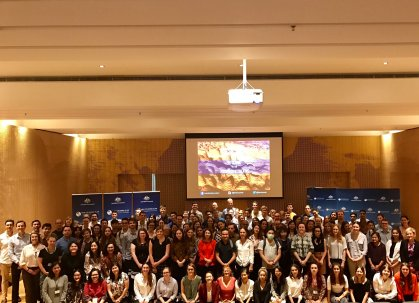 ACICIS students in Jakarta thanks to the New Colombo Plan
