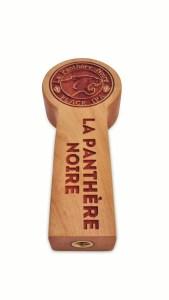 Wood beer tap handle