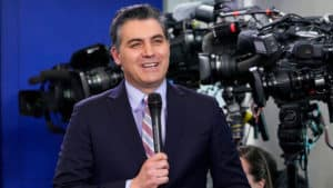 THIS IS CNN: Acosta Unhappy Trump Wasn't Asked About 'Insurrection' While Discussing Rush's Passing