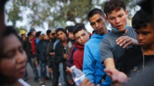 Biden to Allow 25,000 Asylum Seekers into the USA at the Southern Border