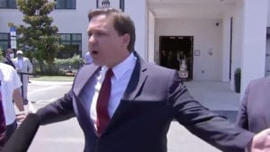 RON SAYS 'ENOUGH': DeSantis RIPS MEDIA, Says Florida 'SUCCEEDED,' Reporters Looking For 'Boogeyman'