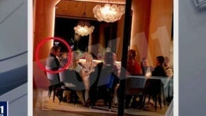 BUSTED! New Photos of Newsom's Dinner Party Raise Questions Over How 'Outdoors' the Event Was