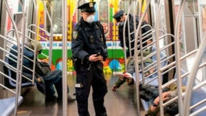 NYC SPIRALS: NYPD to Deploy 500 More Officers to Subway After Stabbing Spree Kills 2, Injures MORE