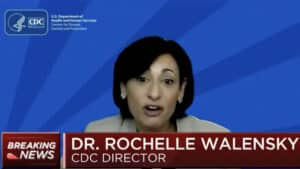 GRIM WARNING: CDC Director Warns of 'Impending Doom' from New CoVID Wave in USA