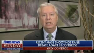 GRAHAM'S STAND: Senator Says He Owns an AR-15 to 'Protect My Neighborhood and My House'