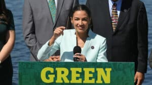 FANTASYLAND! AOC Says USA Will Be '100% Carbon-Free' and 'Guarantee Health Care and Housing'