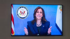 WHERE'S KAMALA? 'Border Czar' Harris ABSENT as Migrant Crisis Spirals Out of Control