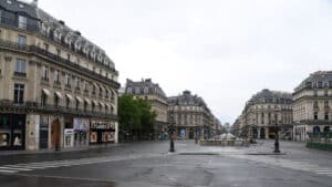 LOCKDOWN EUROPE: France Shuts Businesses, Imposes 7PM CoVID Curfew as Vaccine Supplies Vanish