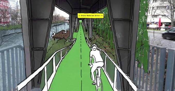 hannovercyclechic radbahn berlin 2 nachher
