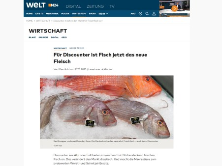 PlatzDa! ist hannovercyclcechic-Blog Fisch Hampe Artikel aus der Welt