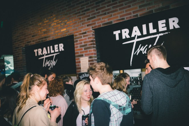 Trailer Trash Kick Off Party, April 2015