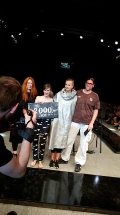 Der Preis für das beste DOB-Casual-Outfit ging an Anna Sophia Flemmer.