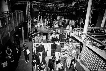 Das Freaky Fashion Festival im Musikzentrum