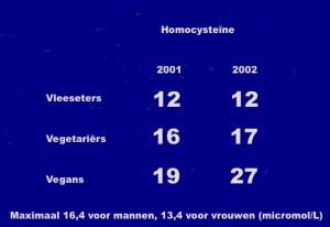 HomocysteineVegans
