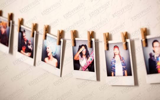 Polaroids-treo-tuong