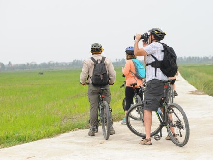 Hoi An Countryside Biking