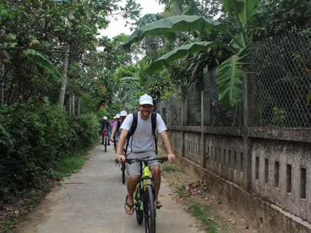 Hue Biking plus Cooking Class
