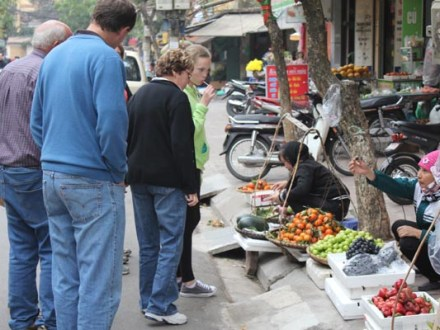 hanoi visit plus food tour