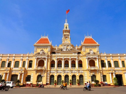 Ho Chi Minh City Day Tour
